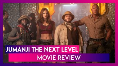 Jumanji: The Next Level Movie Review: Dwayne Johnson And Gang Return For An Entertaining Sequel